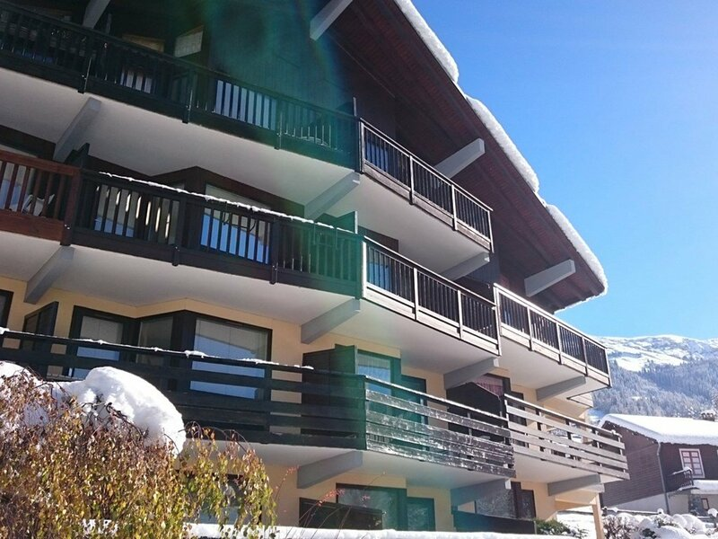 T2 40 M² CLASSE 2* EN REZ DE JARDIN SURELEVÉ, holiday rental in Areches