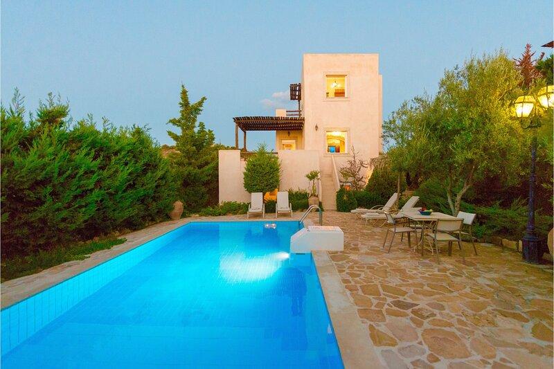 Villa Elaia Crete, holiday rental in Listaros