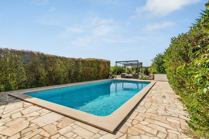 Amazing villa with swimming-pool, vacation rental in Fonte De Louzeiros