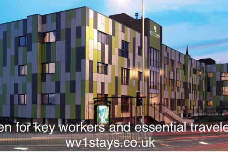 Executive 2-Bed Apt -Wolverhampton + Free Parking, location de vacances à Wolverhampton