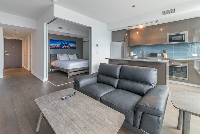 Corporate Stays | The Slater | Shiny 1 BR, casa vacanza a Nepean