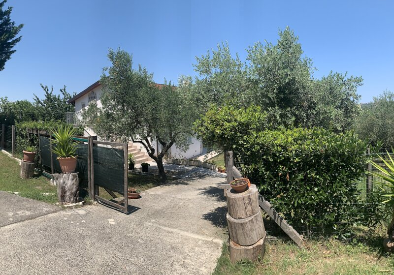 Villa con Biolago - Downstairs – semesterbostad i Santa Teresa di Spoltore