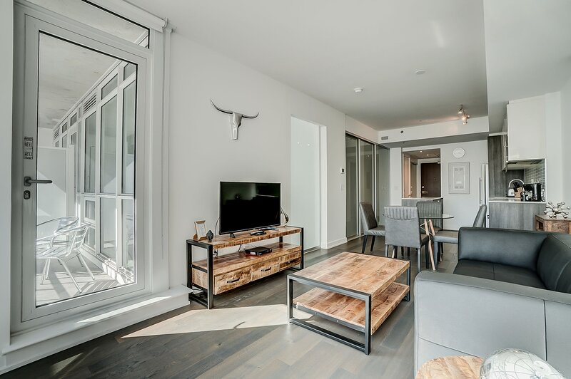 Corporate Stays | The Slater | Wide & Bright 2 BR, casa vacanza a Nepean