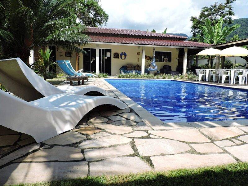 Casa Flor Paraty - O Paraiso e Aqui, alquiler de vacaciones en Parati
