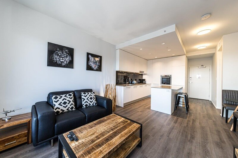 Corporate Stays | Brentwood | Elegant 1 BR, casa vacanza a Burnaby