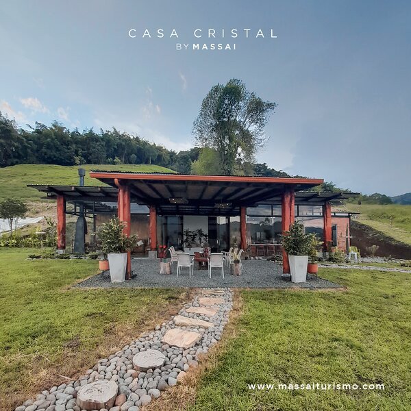 Casa Cristal, holiday rental in Santa Rosa de Cabal