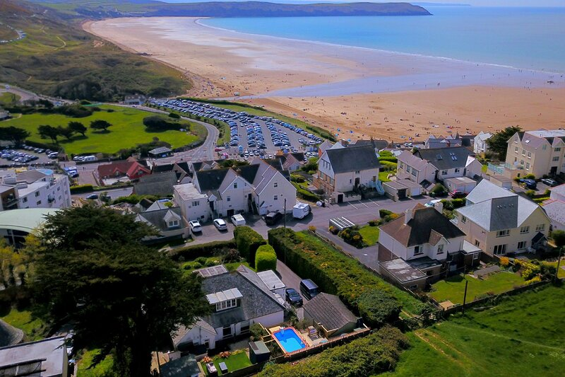 WOOLACOMBE LITTLE QUEST | 1 Bedroom - A fresh and vibrant modern holiday apartme, alquiler vacacional en Woolacombe