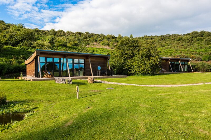 Yorkshire Dales Lodge 3 Family (3 Bed), alquiler vacacional en East Layton