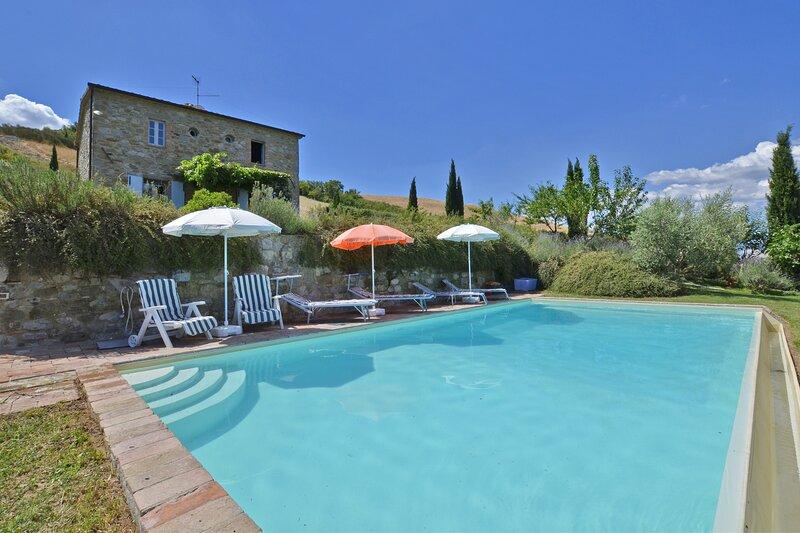 Casale Rigo, holiday rental in San Casciano dei Bagni