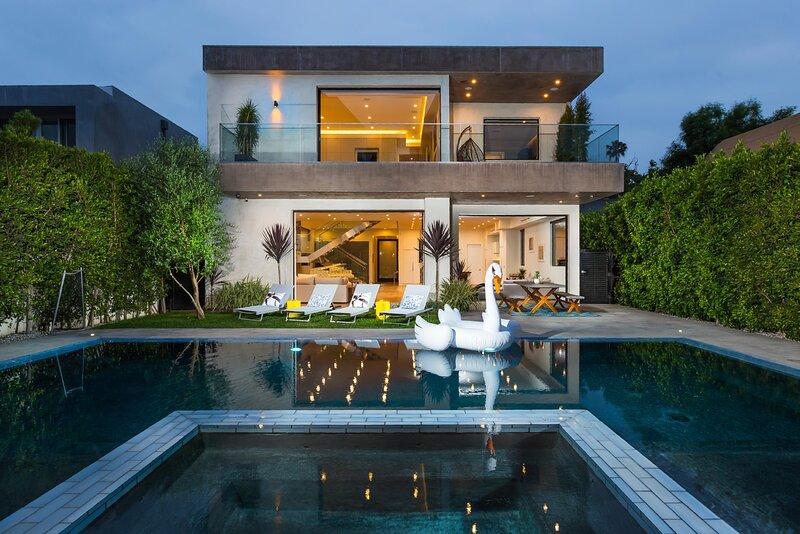 Martel Villa, alquiler de vacaciones en Beverly Hills