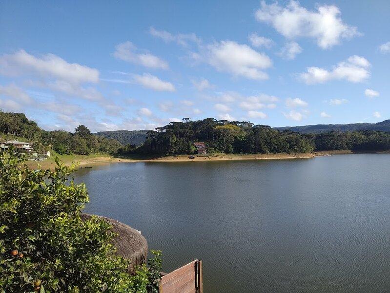 Casa do Lago - Rio dos Cedros Alto Palmeiras, location de vacances à Pomerode