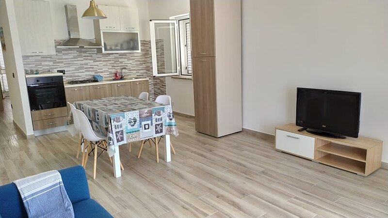 Comfortable apartment-Appartamento vista mare, vakantiewoning in Sangineto
