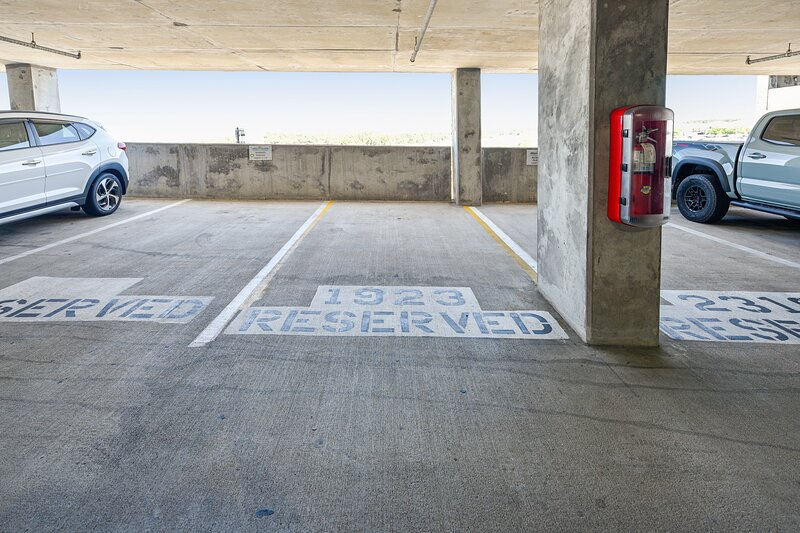 #1923 Reserved Parking Space x 2