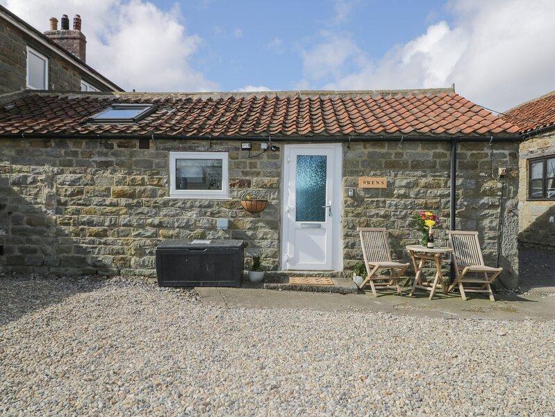 Wren, Burniston, holiday rental in Ravenscar