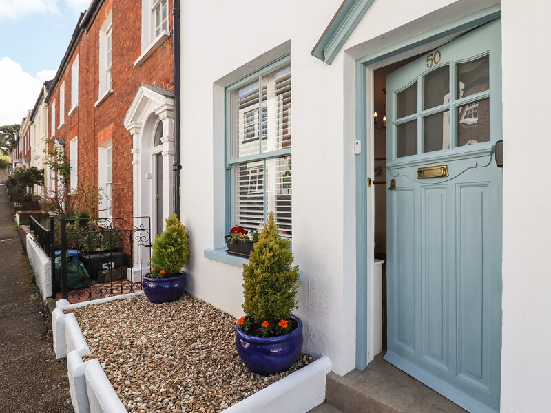 Ty Glas, Exmouth, holiday rental in Exmouth