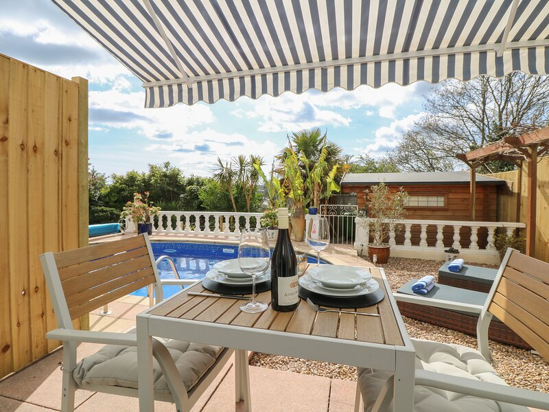The Retreat, Falmouth, vacation rental in Budock Water