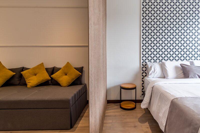 Hotel Hemma Suites Bogotá. Suite Superior, holiday rental in Guasca