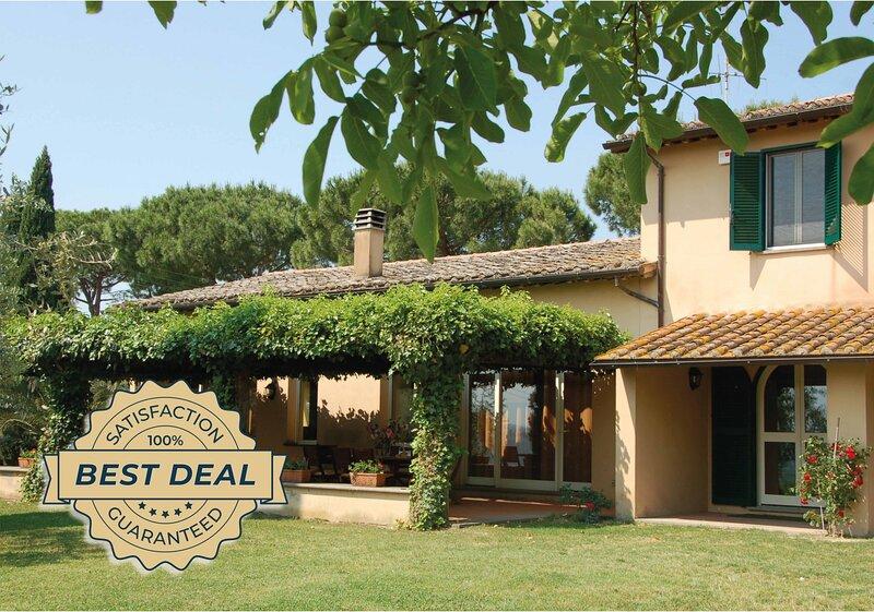 Villa Infinito, location de vacances à Magliano Sabina