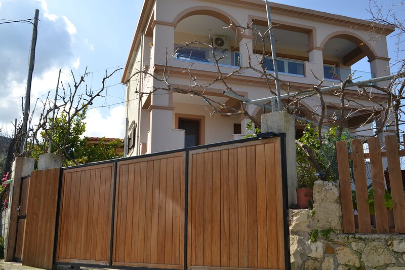 Remarkable 1-Bed House in Mouzaki, holiday rental in Lagopodo