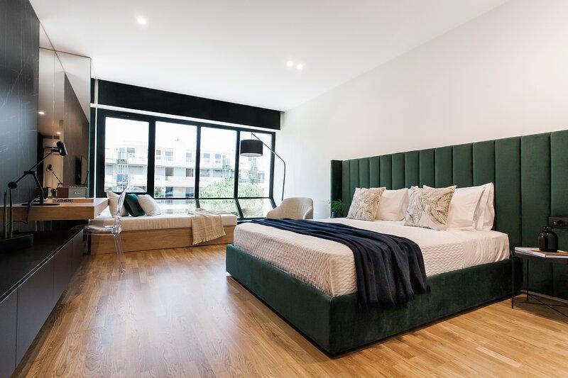 Glyfada Luxury Suite One – semesterbostad i Glyfada