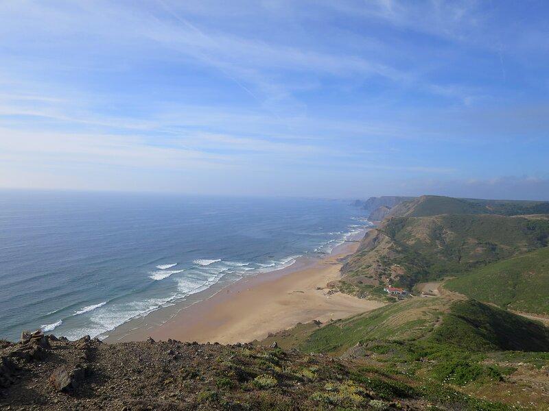 So many amazing beaches along the coast!  Gabriela Beach