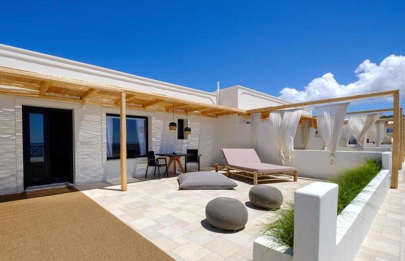 IfestAu.4 - Superior suite with sea view. Suite 4, vakantiewoning in Athinios