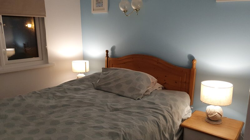 Dee's chalet in hayle cornwall uk, holiday rental in Gwinear