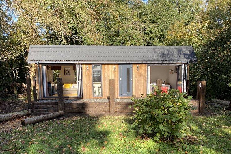 Woodland Cabin, aluguéis de temporada em Tewkesbury