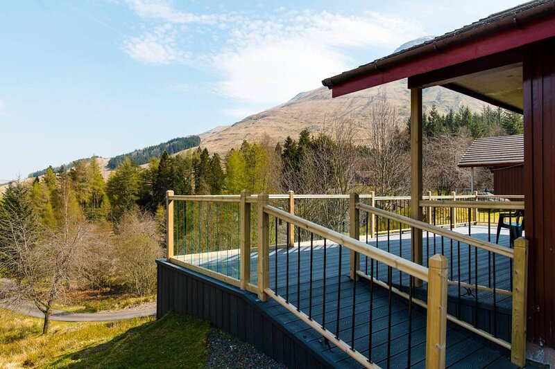 The Keepers Lodge, vacation rental in Crianlarich