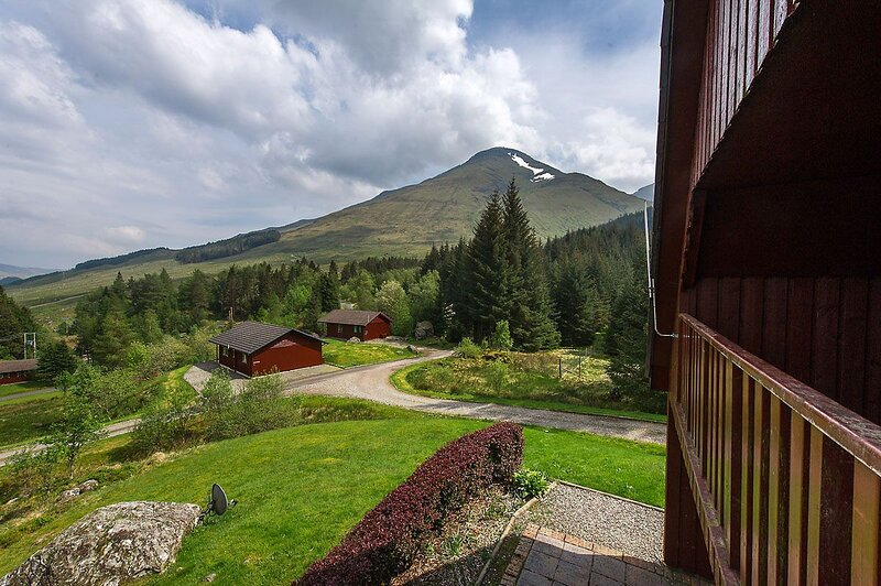 Explorers Lodge, vacation rental in Crianlarich