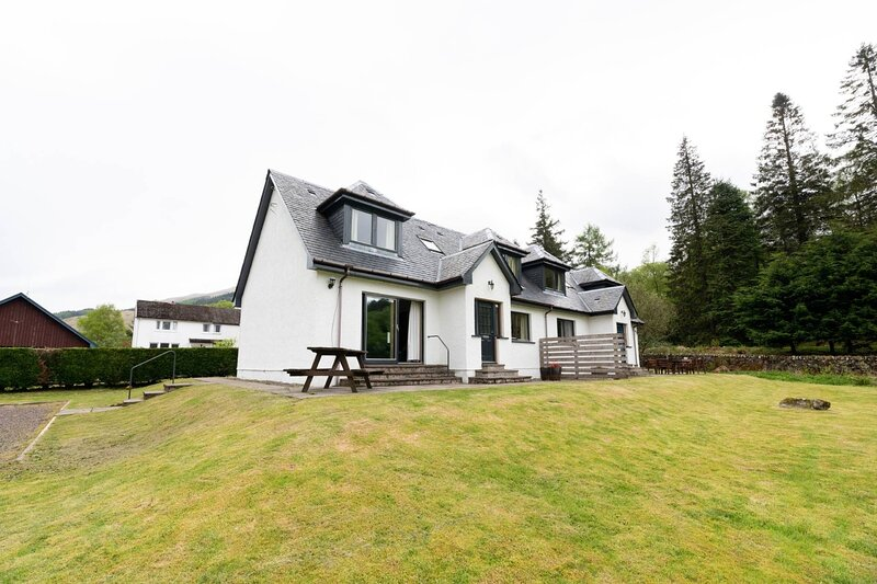 Grouse Cottage, holiday rental in Tyndrum
