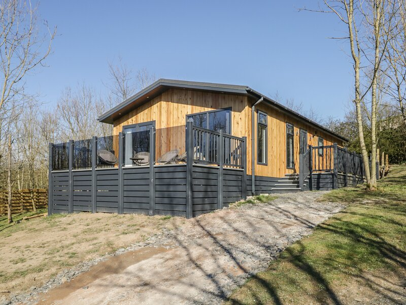 Watch Tree Lodge, Allithwaite, casa vacanza a Cartmel