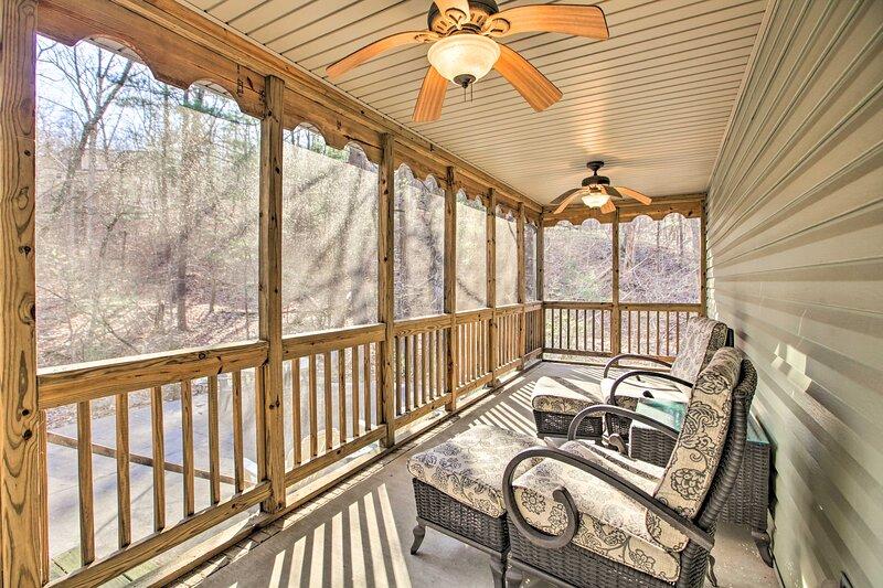 NEW! Single-Story Massanutten Resort Home w/ Grill, holiday rental in Dayton