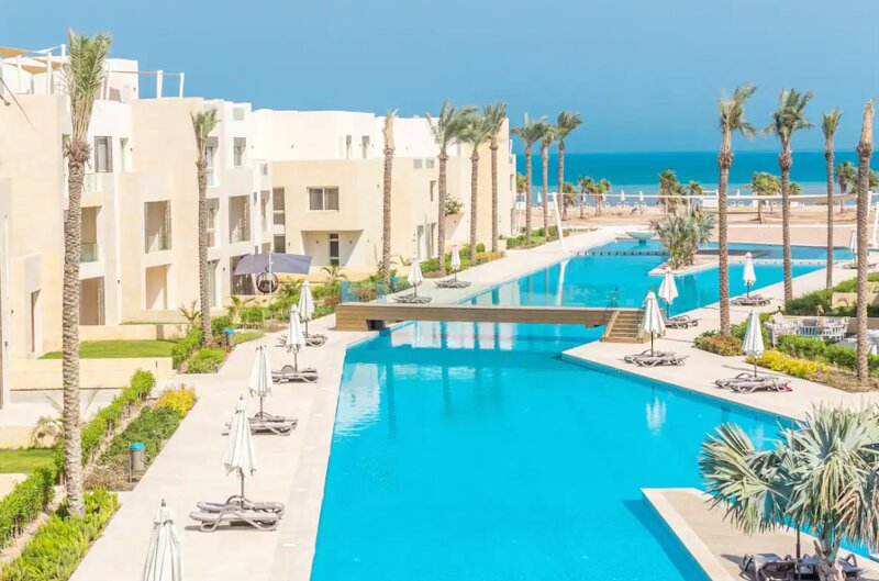 Mangroovy ,Two Bedrooms Sea & Pool View, alquiler vacacional en Hurghada