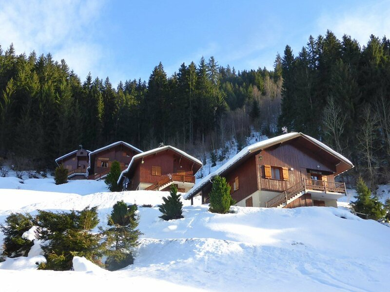 APPARTEMENT T2 23M2 POUR 2/4 PERSONNES, holiday rental in Areches