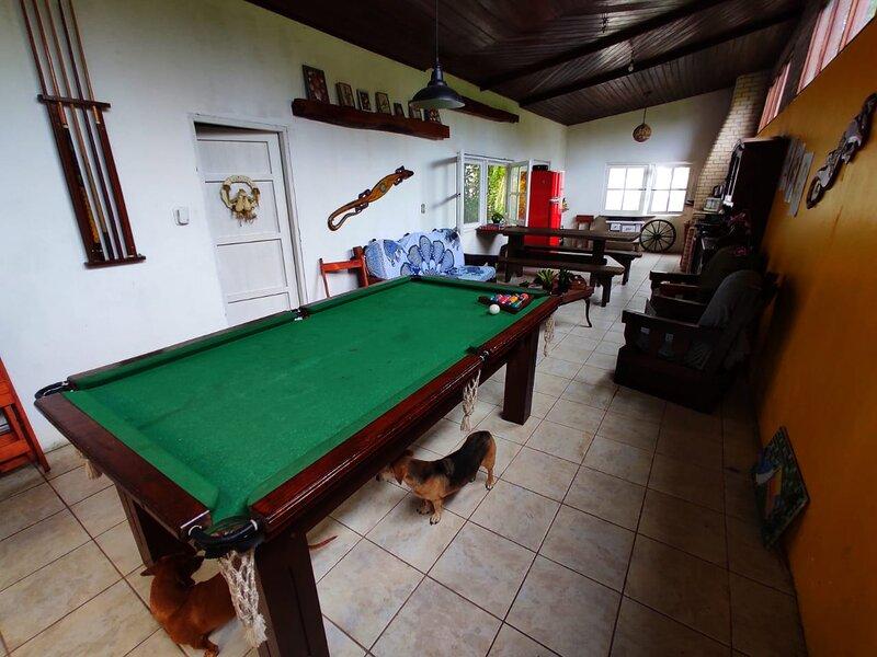 Hospedaria Senandes Ecovillage, holiday rental in Cassino