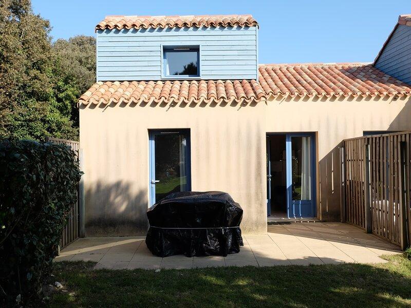 Maison Cottage Saint Martin, location de vacances à Poiroux