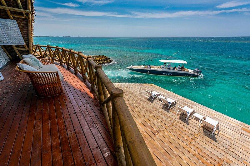 Car014 - Magnificent villa in Rosary Islands, location de vacances à Isla Grande