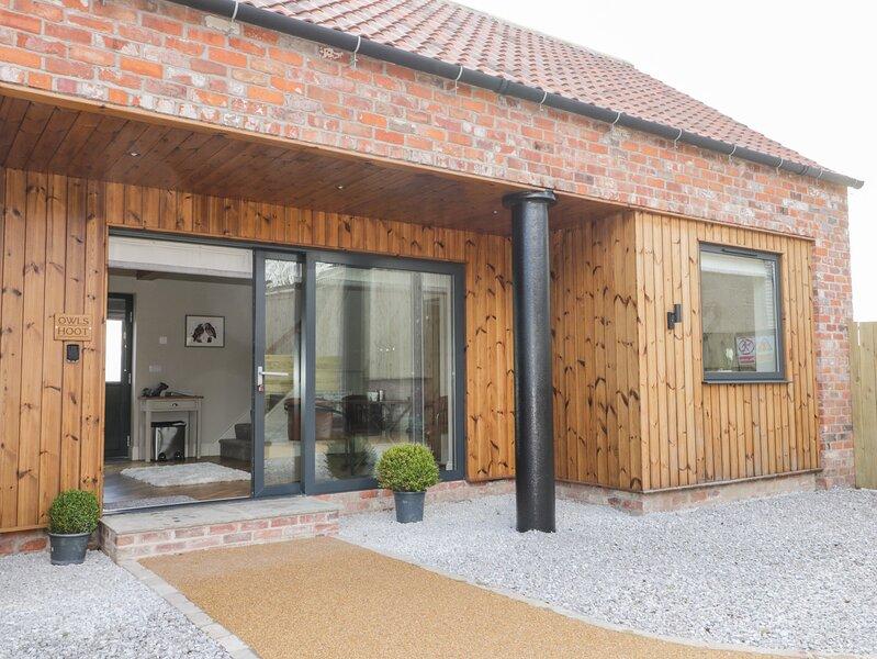 Owl's Hoot, Burton Pidsea, holiday rental in Sproatley