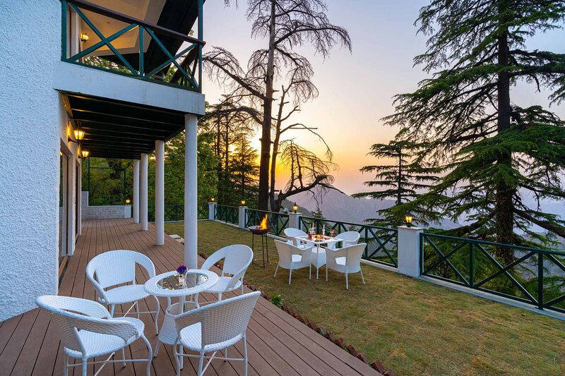 Mellow Cottage by Vista Rooms, holiday rental in Mussoorie