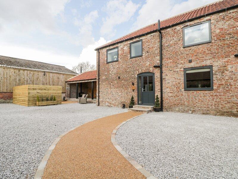 Fox's Den, Burton Pidsea, holiday rental in Sproatley
