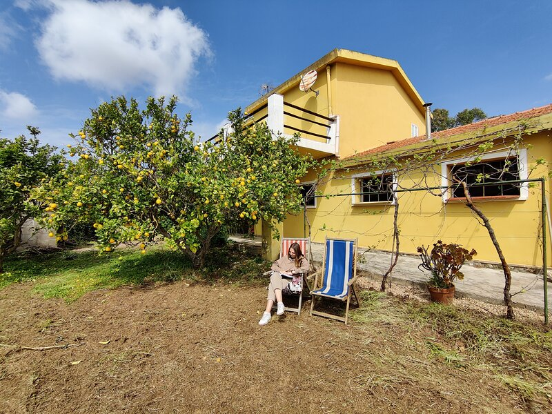 Farmahouse 'Tanca Farrá' in Alghero, Sardinia, holiday rental in Olmedo