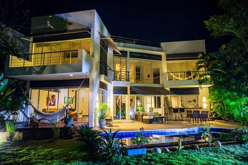 Casa Palma Real Playa privada, holiday rental in Cartagena District