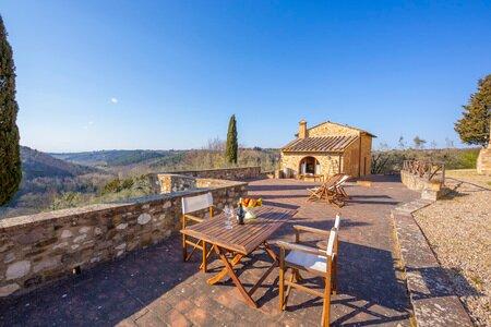 Vinsantaia, vacation rental in Bargino