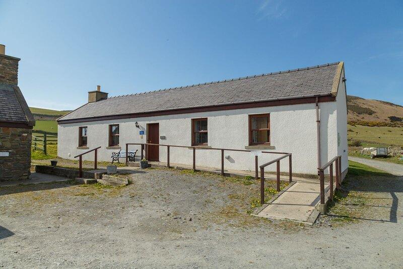 The Byre, holiday rental in Peel