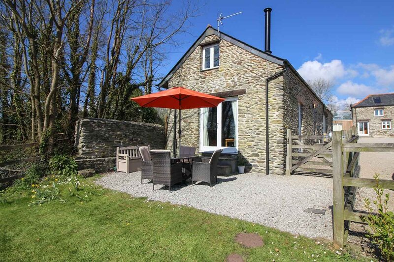 Pendower Barn, vacation rental in Portscatho