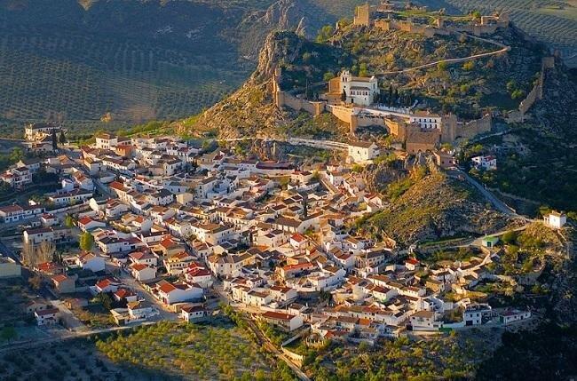 Casa la Cabra - Apt 2 (en el centro de Moclín), vacation rental in Illora
