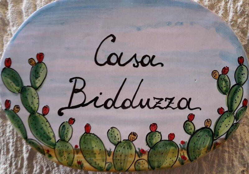Casa Bidduzza, Ferienwohnung in Isola di Ortigia