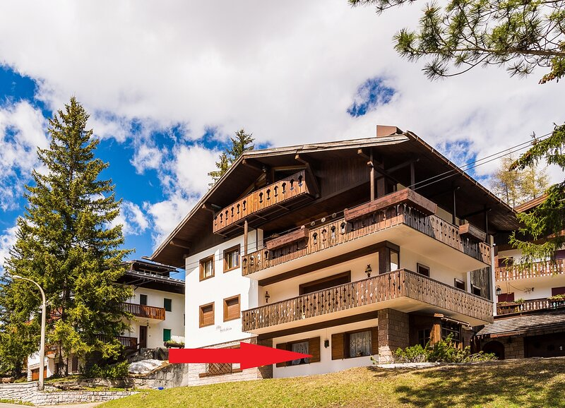 Villa Maria Luisa; SUITE, holiday rental in Selva di Cadore