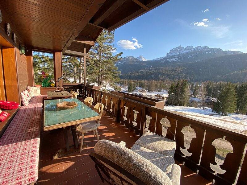 prestigioso appartamento, holiday rental in Selva di Cadore